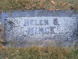 Helen Bartlett <i>Thorson</i> Hinck