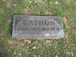 Julia Ann Cashon