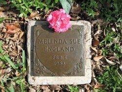 Melinda Sue England