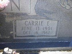 Carrie <i>Ellison</i> Caton