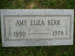Amy Eliza Kerr