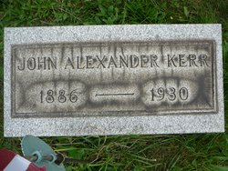 John Alexander Kerr