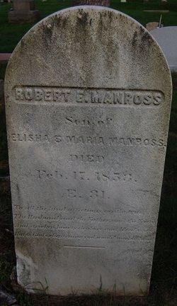 Robert E Manross