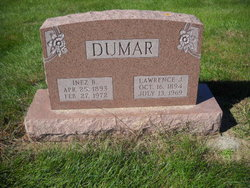 Lawrence J Dumar