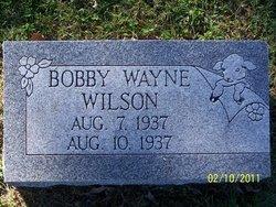 Bobby Wayne Wilson