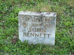 Mary <i>Morse</i> Bennett
