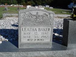 Leatha Baker