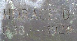 Horace D. Baker