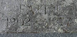 Faith <i>Harris</i> Goodacre