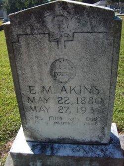 Elip M. Akins