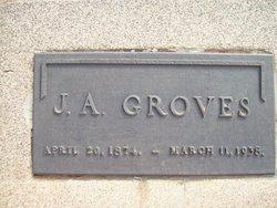 John Alison Groves