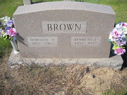 Kenneth L Brown