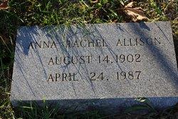 Anna Rachel Allison