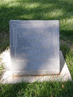 Libbie Ahler