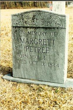 Margaretha Barbara Magdalina <i>Zimmerman</i> Petree