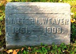 Walter Lowrie Weaver