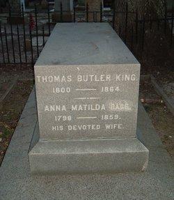 Anna Matilda <i>Page</i> King