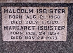Malcolm Scarth Halsetter Isbister