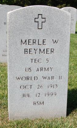 Merle Wayne Beymer