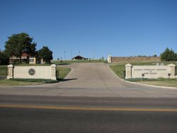 Kansas Veterans Cemetery at Fort Dodge