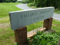 Callaway Community Cemetery