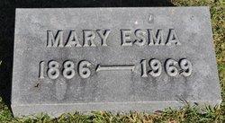 Mary Esma Gatteys