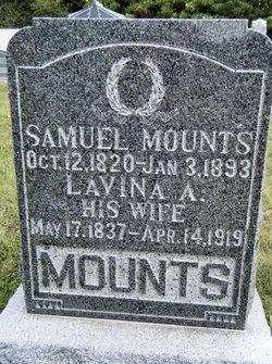 Lavina Ann <i>Knapp</i> Mounts