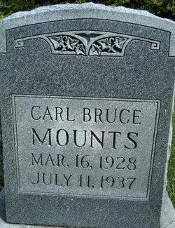 Carl Bruce Mounts