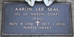 Corp Aaron Lee Seal