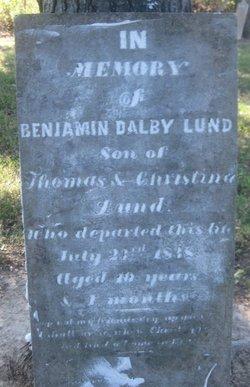 Benjamin Dolby Lund