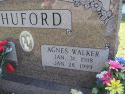 Agnes Caroline <i>Walker</i> Shuford