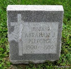 Abraham Jacob Pletcher, Sr
