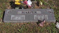 Freida Faye <i>Yeisley</i> Harper