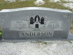 Evelyn <i>?</i> Anderson