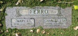 Mary E <i>Gallo</i> Ferro