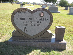 Bobbie Nell <i>Ingram</i> Allen