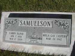 Larry Floyd Samuelson