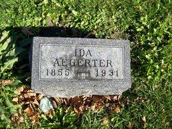 Ida <i>Lind</i> Aegerter