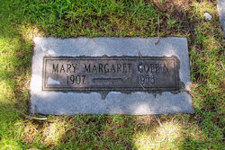 Mary Margaret <i>Thompson</i> Coffin
