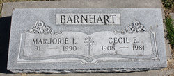 Marjorie Leone <i>Daugherty</i> Barnhart