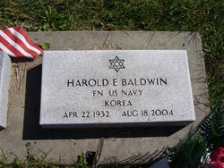 Harold Edward Baldwin, Sr