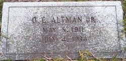 Oakley Conner Altman, Jr