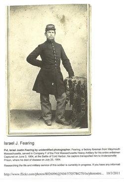 Israel Justin Fearing