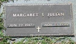 Margaret Peg <i>Starnes</i> Julian
