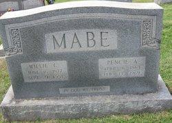 William Columbus Willie Mabe