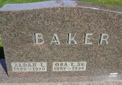 Aldah L. <i>Fee</i> Baker