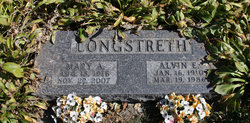Mary Aldiene <i>Peek</i> Longstreth