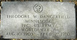 Theodore W Dangerfield