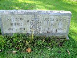 Angela <i>Gendron</i> Burns