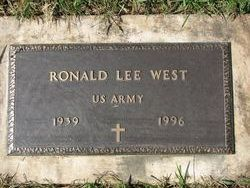 Ronald Lee West
